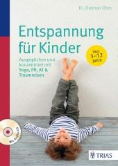 Entspannung für Kinder, m. Audio-CD