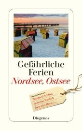 Gefährliche Ferien - Nordsee, Ostsee Cover