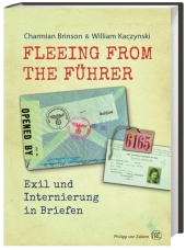 Fleeing from the Führer Cover