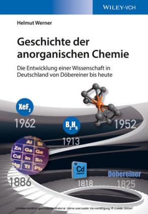 Geschichte der anorganischen Chemie