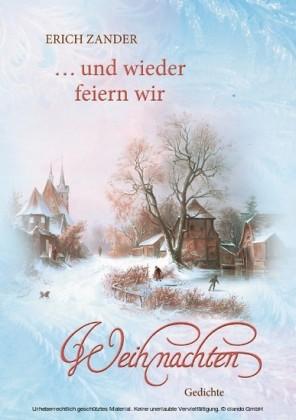 ... und wieder feiern wir Weihnachten