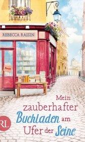 Mein zauberhafter Buchladen am Ufer der Seine Cover