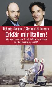Erklär mir Italien Cover