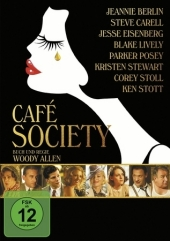 Café Society, 1 DVD Cover