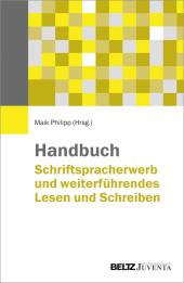 Handbuch Schriftspracherwerb und weiterführendes Lesen und Schreiben Cover