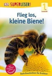 Flieg los, kleine Biene! Cover