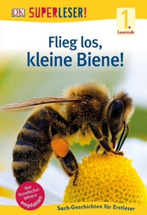 Superleser! Flieg los, kleine Biene!