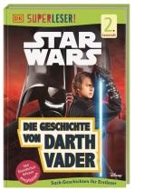 Star Wars - Die Geschichte von Darth Vader Cover