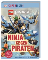 Superleser! LEGO® NINJAGO®. Ninja gegen Piraten Cover