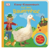 Klang-Klappenbuch - Auf dem Bauernhof, m. Soundeffekten Cover