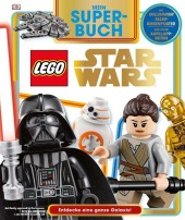 Mein Superbuch LEGO® Star Wars(TM), m. Poster Cover