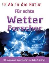 Für echte Wetterforscher Cover
