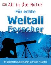 Für echte Weltallforscher Cover