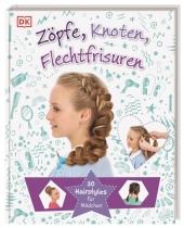 Zöpfe, Knoten, Flechtfrisuren Cover