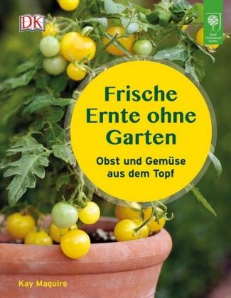 Frische Ernte ohne Garten