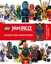 LEGO Ninjago Lexikon der Minifiguren Cover