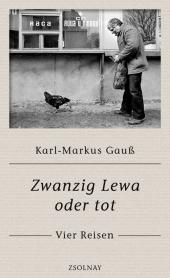 Zwanzig Lewa oder tot Cover