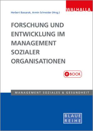 Forschung und Entwicklung im Management sozialer Organisationen