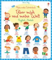 Mein erstes Wörterbuch: Über mich und meine Welt, Englisch - Deutsch Cover