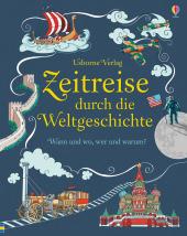 Zeitreise durch die Weltgeschichte Cover