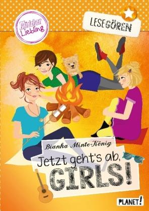 Lesegören - Jetzt geht's ab, Girls!