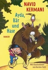 Ayda, Bär und Hase Cover