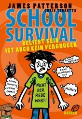 School Survival - Beliebt sein ist auch kein Vergnügen Cover