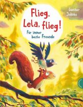 Flieg, Lela, flieg! Cover