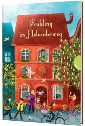 Holunderweg: Frühling im Holunderweg Cover