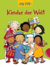 Mix-Max - Kinder der Welt Cover