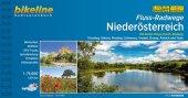 Bikeline Radtourenbuch Fluss-Radwege Niederösterreich Cover