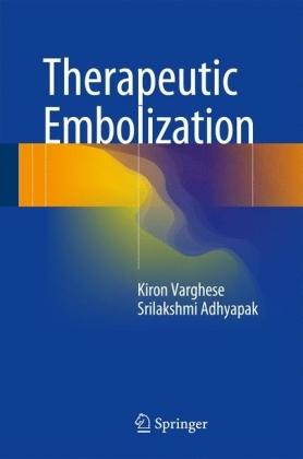 Therapeutic Embolization