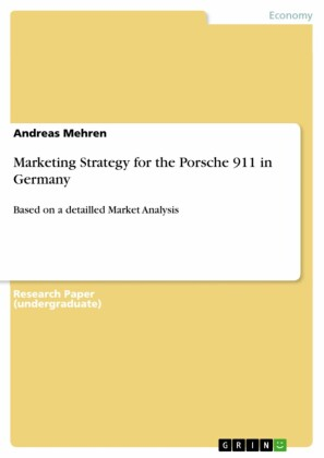 Marketing Strategy for the Porsche 911 in Germany