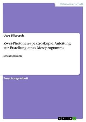 Zwei-Photonen-Spektroskopie. Anleitung zur Erstellung eines Messprogramms