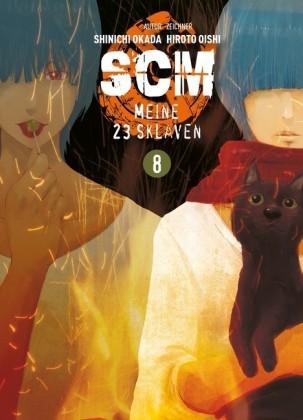 SCM - Meine 23 Sklaven, Band 8