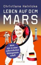 Leben auf dem Mars Cover