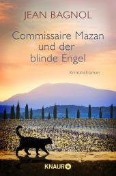 Commissaire Mazan und der blinde Engel Cover