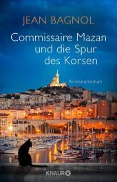 Commissaire Mazan und die Spur des Korsen Cover