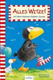 Der kleine Rabe Socke: Alles Witze! Cover