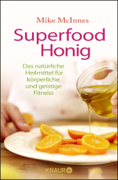 Superfood Honig Cover