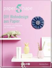 PaperShape DIY Wohndesign aus Papier Cover