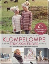 Klompelompe - Strickkalender Cover