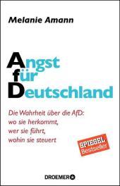 Angst für Deutschland Cover