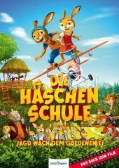 Die Häschenschule - Jagd nach dem goldenen Ei Cover