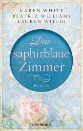 Das saphirblaue Zimmer Cover