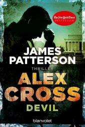 Alex Cross - Devil Cover
