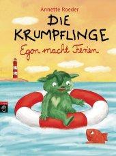 Die Krumpflinge - Egon macht Ferien Cover
