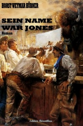 Sein Name war Jones