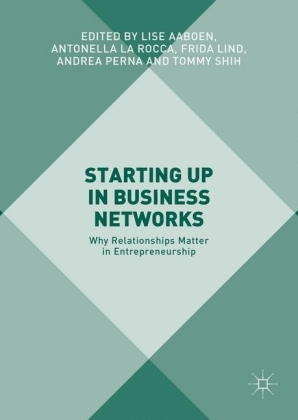 Starting Up in Business Networks
