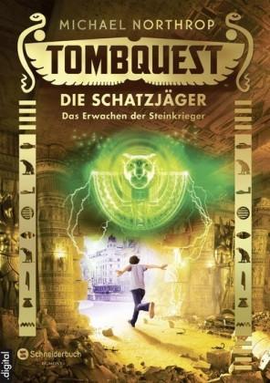 Tombquest - Die Schatzjäger, Band 04